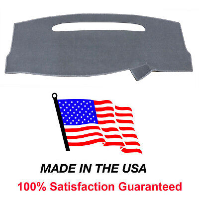 Buick LeSabre 2000-2005 Gray Carpet Dash Board Dash Cover Mat Pad Custom BU38-0