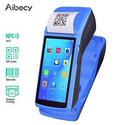Handheld POS Payment Terminal PDA Printer GPS BT/WiFi/USB OT