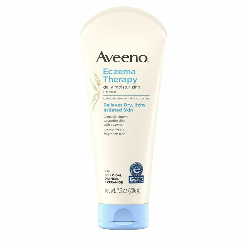 Aveeno Eczema Therapy Daily Moisturizing Cream for Sensitive