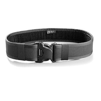 Galls Molded Nylon Duty Belt Black Military Police Tactical Waist Belt Large