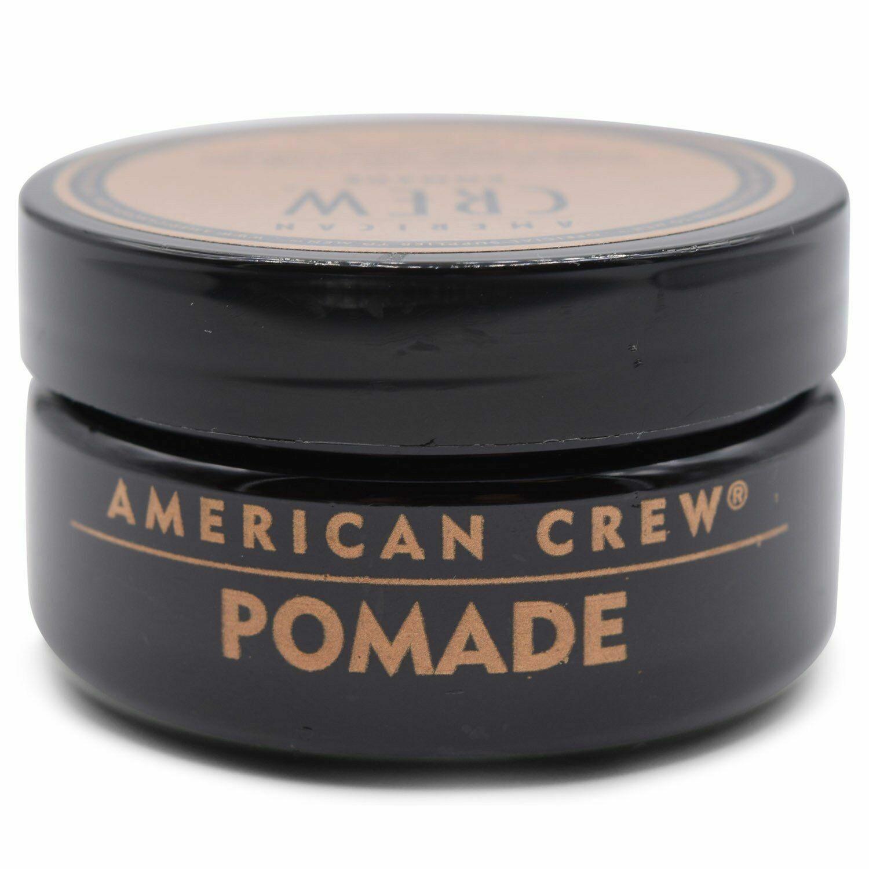 AMERICAN CREW Pomade Medium Hold, High Shine- 1.75 OZ--NEW &