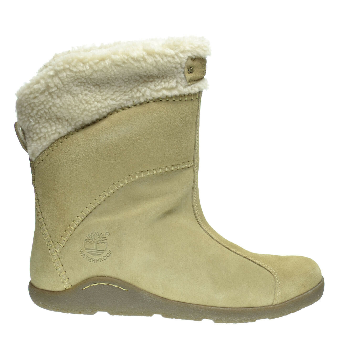 Timberland Avebury Women's Ankle Boots Sand-Light Brown 17655