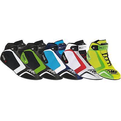 Omp Racing Schuhe (OMP Kartschuhe KS-1 - Kart Schuhe Motorsport Racing)