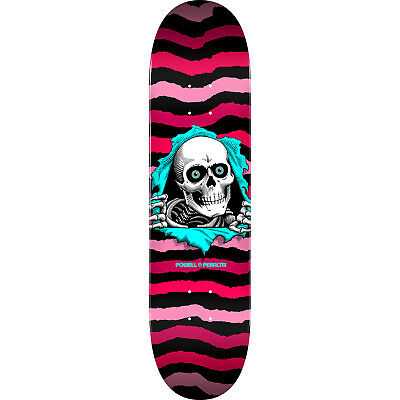 "Powell Peralta Ripper Skateboard Deck 8.5"" - Pink"
