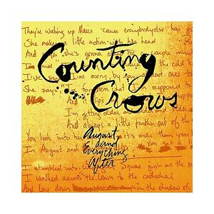 COUNTING CROWS August And Everything After UK 180g vinyl LP/download SEALED/NEW
