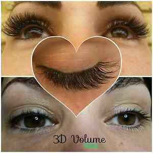 **$80 special **Classic & Volume Silk/Mink Eyelash Extensions. Bayswater Bayswater Area Preview