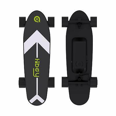 Electric Skateboard Longboard Scooter w/Wireless Remote for Adults Youths 4Wheel