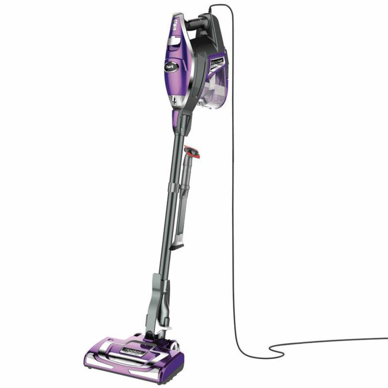 Shark HV321 DeluxePro Ultra-Light Upright Vacuum (Certified Refurbished) (Used)