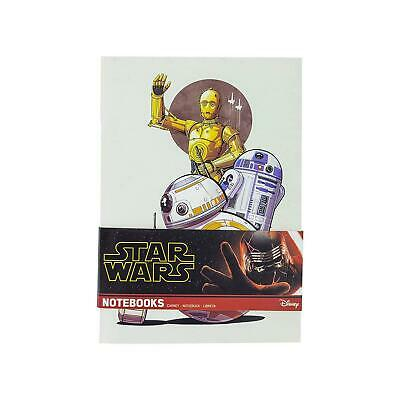Star Wars Episode 9 Notebooks 2 x 40 Lined Page Notepads