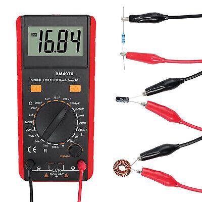 Proster Lcr Meter Lcr Multimeter Capacitance Inductance Resistance Tester Multim