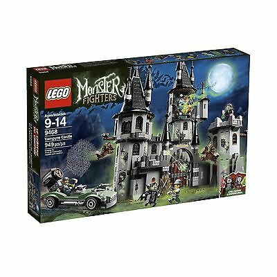 Lego Monster Fighters  9468 Vampyre Castle - - New