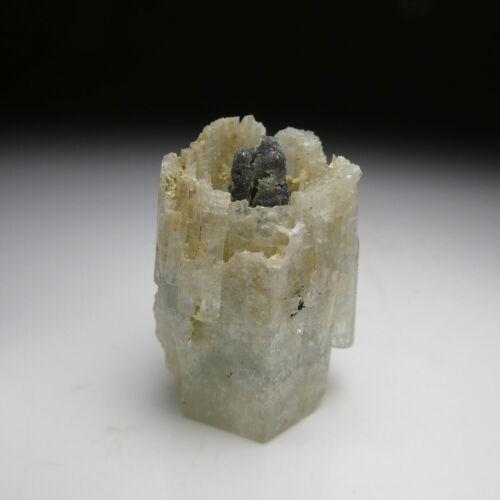 **Unique rain-tube BERYL crystal  - Erongo Massif, Namibia