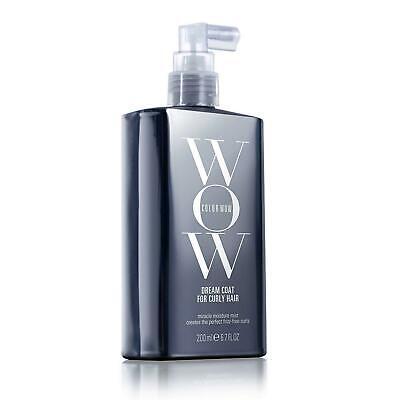 COLOR WOW Dream Coat For Curly Hair Spray 6.7 Fl. oz. New](Spray Colour For Hair)