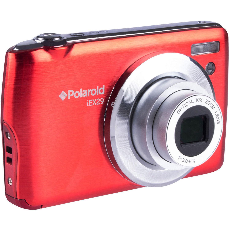 Polaroid iEX29 18MP 10x Digital Camera