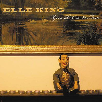 ELLE KING- Good To Be a Man/No One Can Save You RARE 7