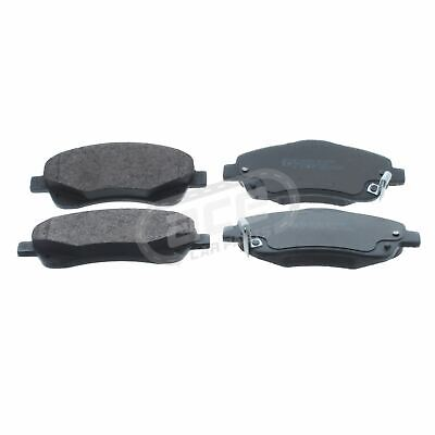 FRONT 2 BRAKE DISCS /& PADS FOR TOYOTA COROLLA VERSO 1.8 VVTI 2.0 D4D MAY 04-09