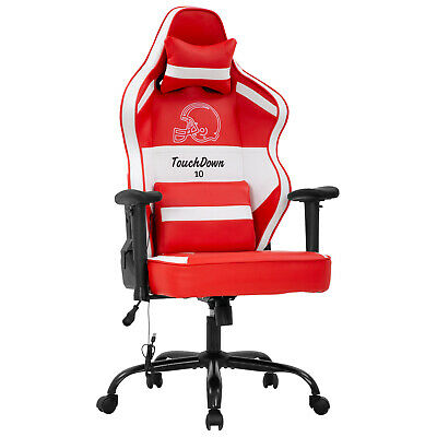 Gaming Chair Big and Tall Office Chair 500lb Wide Seat Desk Chair with Lumbar Business & Industrial