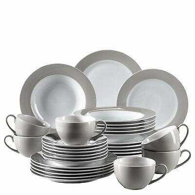 Domestic by Mäser 929981 Serie Kitchen Time, Vajilla de 30 piezas para 6 persona segunda mano  Embacar hacia Mexico