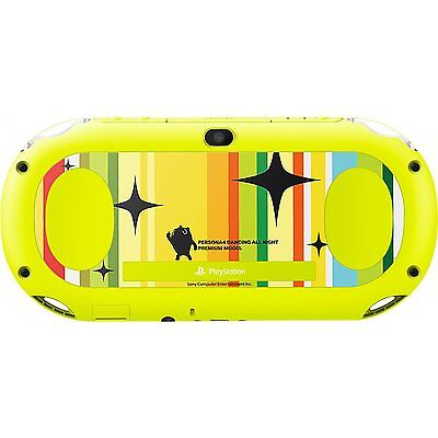SONY Playstation Vita PSV 2000 Limited Persona 4 Console CN *VGC*+Warranty!