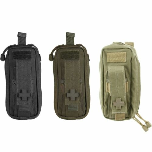 5.11 Tactical 3 X 6 Medical Kit MOLLE Pouch Padded Gear Bag,