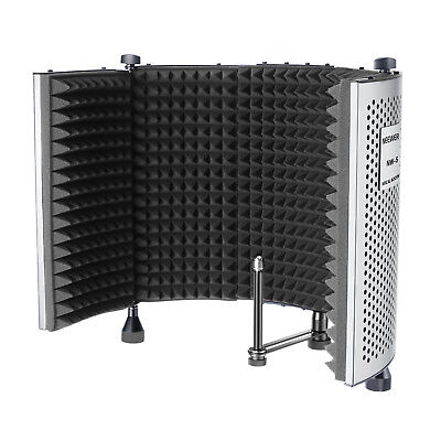 Neewer NW-5 Foldable Sound Absorbing Acoustic Isolation Microphone Shield