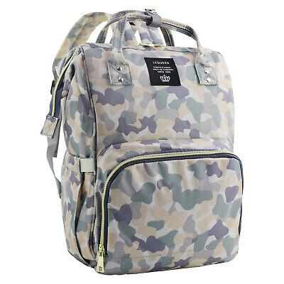 Mummy Baby Diaper Bag Nappy Backpack Waterproof