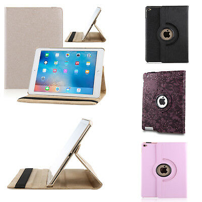 """360 Rotating Luxury Leather Smart Case Cover Stand For Apple iPad Air 2/Pro 9.7"""""""