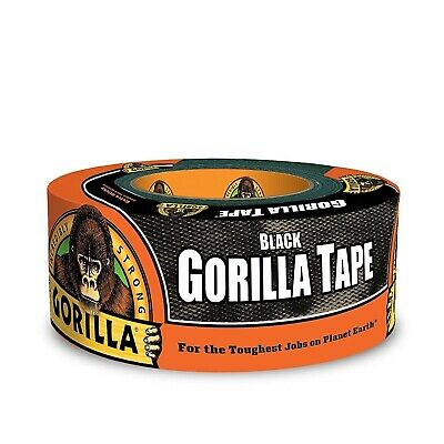 Gorilla Tape Rugged All Weather Indoor Outdoor Heavy Duty Thick Adhesive Shell
