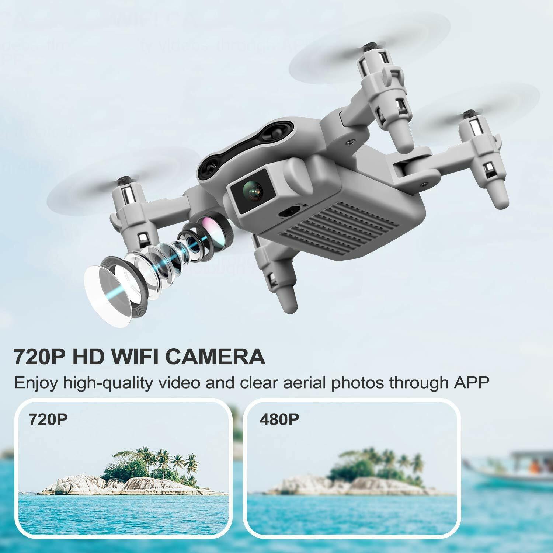 New RC Drone 4k HD Wide Angle Camera WIFI FPV Drone Dual Camera Quadcopter 1