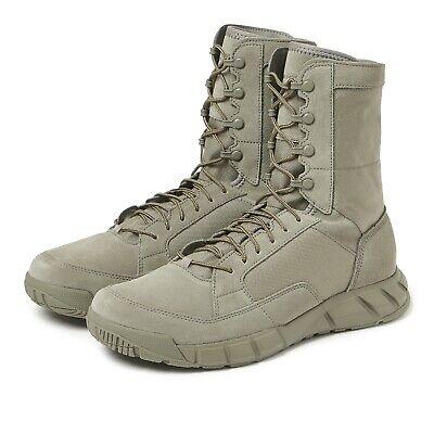 Oakley Mens Light Assault 2 Boots, Sage Green, 11188-751 Military Tactical (Mens Oakley Boots)