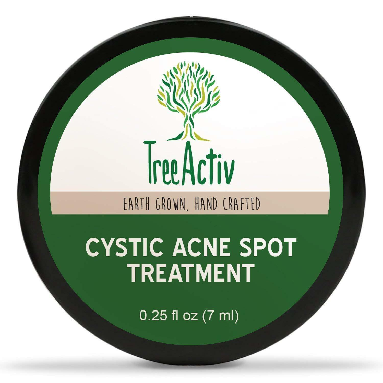 TreeActiv Cystic Acne Spot Treatment Extra Strength Fast Act