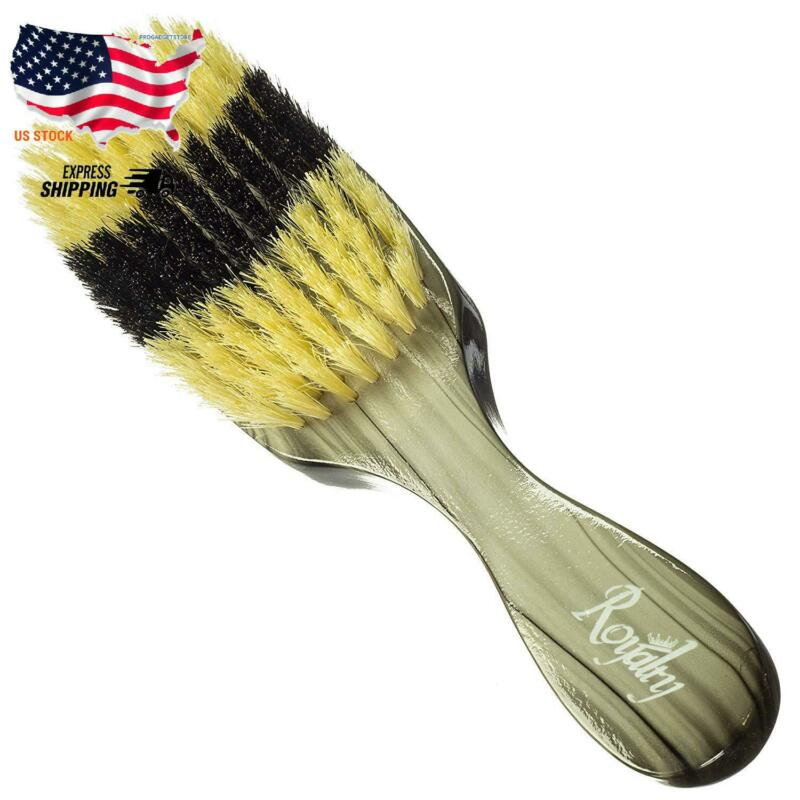 Royalty By Brush King Wave Brush #916-9 Row Soft Brush- Grea