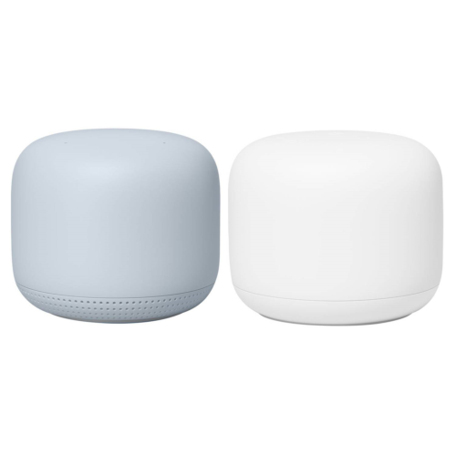 Google Nest Wi-Fi AC2200 Mesh System Router and Point
