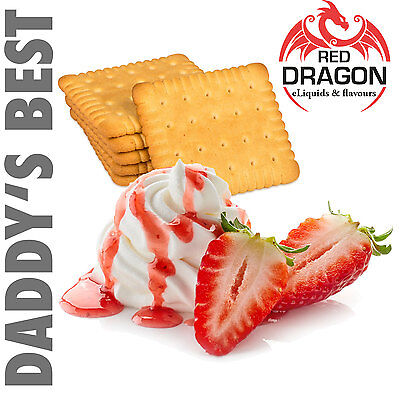 Daddy´s Best V2 - Red Dragon by Riccardo-Made in Germany!-10 ml Aroma Konzentrat