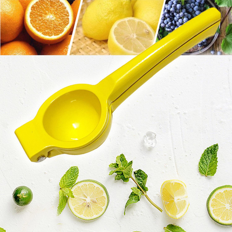Manual Juicer Citrus Lemon Squeezer,Fruit Lime Press Metal,K