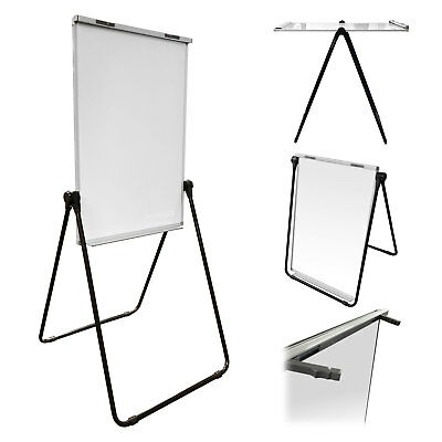 Thorntons Office Supplies Double Sided Magnetic Dry Erase Board Flip Chart 39x27