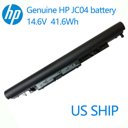 Genuine JC04 JC03 Battery For HP 919700-850 HSTNN-PB6Y HSTNN-LB7V 919701-850 OEM