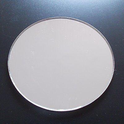 Circular Perspex Mirror Acrylic Sheet 31 SIZES TO CHOOSE Table Centre Piece Mirr