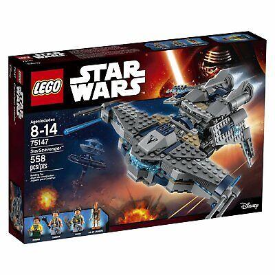 LEGO Star Wars StarScavenger Building Kit 75147