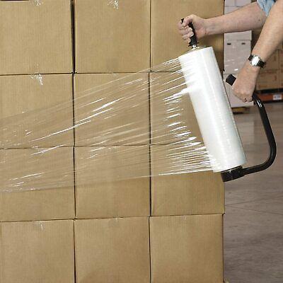 Blown Hand Stretch Film 18 X 120 Gauge X 1000 Clear Stretch Wrap Pack Of 4