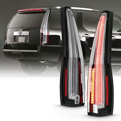 Anzo USA 311296 Tail Light Assembly Fits 07-14 Escalade