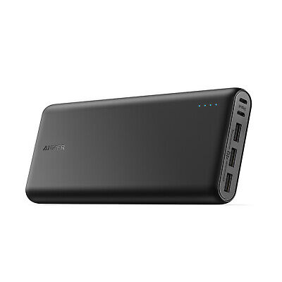 Anker Power Bank 26800mAh Portable Charger 3-Port External Battery for iPhone 11