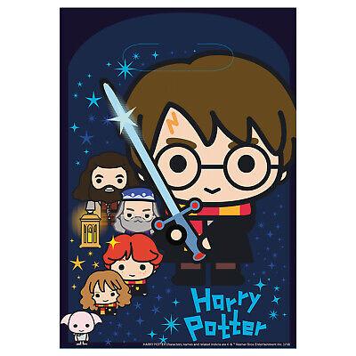 8 X Harry Potter Party Beutel Geschenk Taschen Take Zuhause Geburtstag