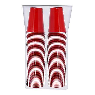 Red Solo Cup Cold Plastic Party Cups 16 Ounce 100 Pack - Cup Party