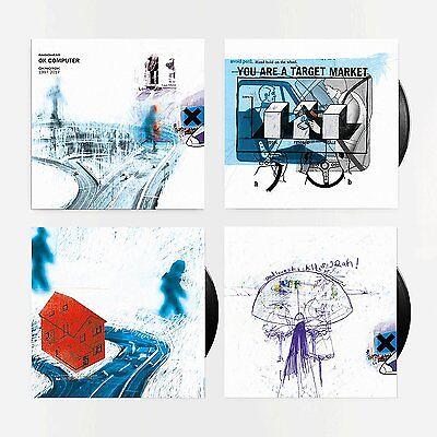 RADIOHEAD 'OK COMPUTER - OKNOTOK 1997-2017' Triple VINYL LP + Download (2017)