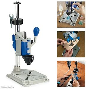 DREMEL Rotary Tool Work Station Articulating Drill Press Flex Shaft Tool Stand