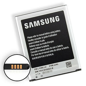 itm Batterie Samsung Galaxy S ORIGINE GT i GENUINE  MAH EB LGLLU