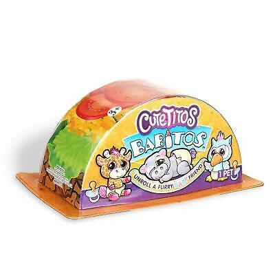*NEW* Cutetitos Babitos - Unroll a Furry Baby Friend-*IN HAND* SO CUTE !