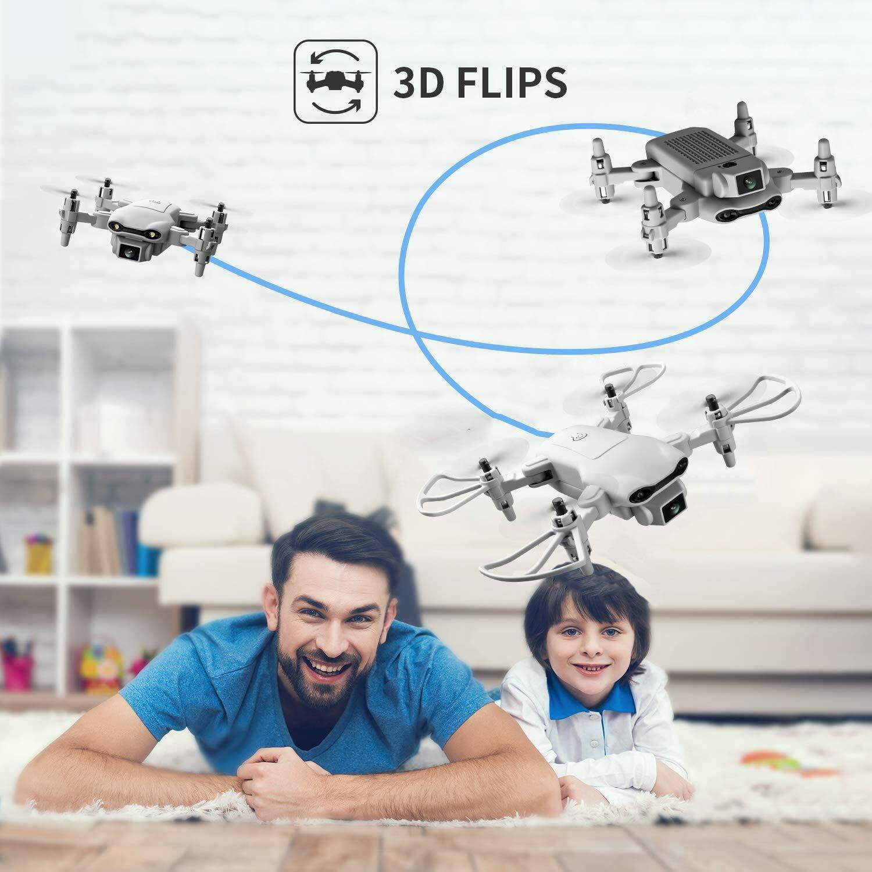 New RC Drone 4k HD Wide Angle Camera WIFI FPV Drone Dual Camera Quadcopter 6