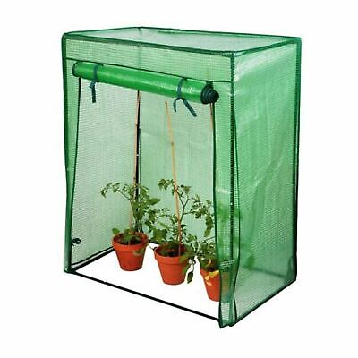 Tomato Growbag Growhouse Mini Outdoor Garden Plant Greenhouse With PE Cover for sale  Blackburn